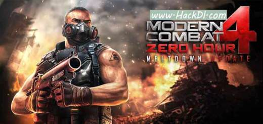 Download modern combat 4 zero hour apk