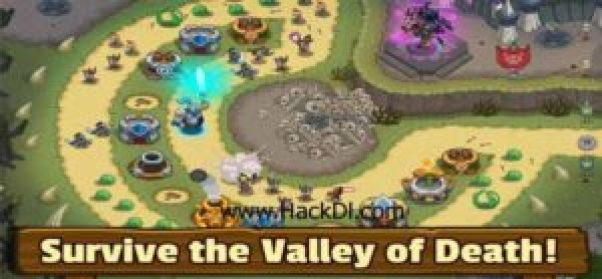 Realm Defense: Hero Legends TD Apk