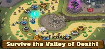 Realm Defense: Hero Legends TD Hack 1.10.7 (MOD,Unlimited Money) Apk