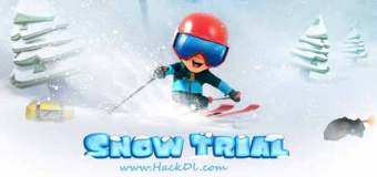 Snow Trial Hack 1.0.57 (MOD,Unlimited Coin) Apk