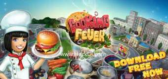 Cooking Fever Hack 2.7.0 (MOD,Unlimited Coins+Diamonds) Apk