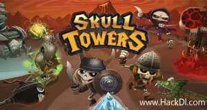 Skull Towers - Castle Defense Hack Apk