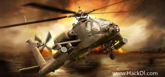 Gunship Battle: Helicopter 3D Hack 2.6.24 (MOD,Unlimited Gold) Apk