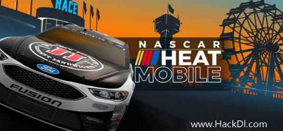 NASCAR Heat Mobile MOD Unlimited Money apk
