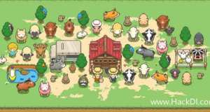 Tiny Pixel Farm MOD Unlimited Money apk