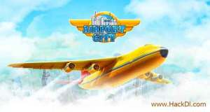Airport City MOD Unlimited Money apk