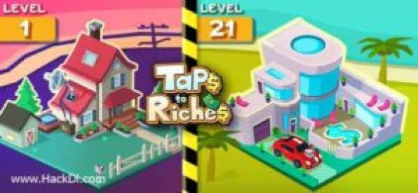 Taps to Riches MOD Unlimited Money apk