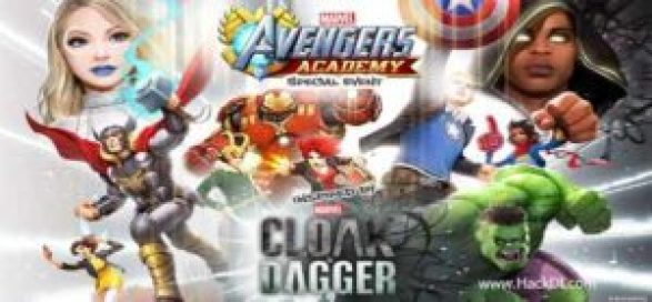 MARVEL Avengers Academy MOD Unlimited Money apk