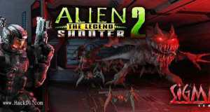 Alien Shooter 2 MOD Unlimited Money apk