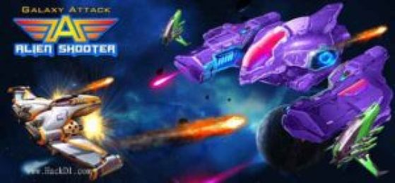 Galaxy Attack: Alien Shooter MOD Unlimited Money apk
