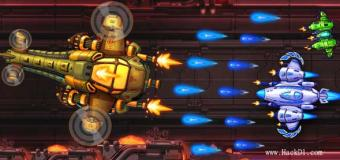 Space X: Sky Wars of Air Force Hack 4.7 (Mod,Unlimited Money) Apk