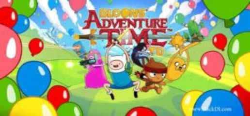 Bloons Adventure Time TD MOD Unlimited Money apk