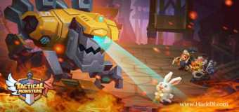 Tactical Monsters Rumble Arena Mod Apk 1.19.10 (Hack, Unlimited Blood)
