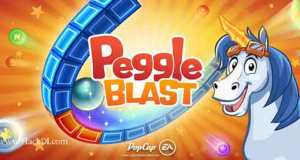 Peggle Blast MOD Unlimited Diamond apk Android