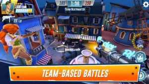 Heroes of Warland - PvP Shooter Arena Mod apk