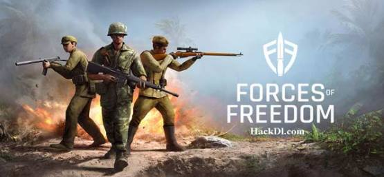 Forces of Freedom (Early Access) MOD Unlimited Money apk