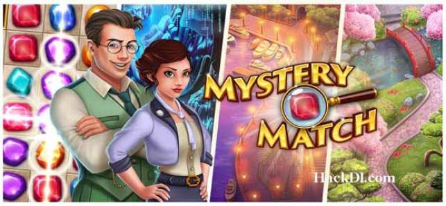 Mystery Match Mod Unlimited Coin Apk