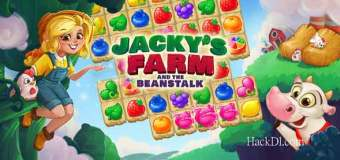 Jacky's Farm Mod Apk 1.3.5 (Hack Unlimited Live/Coin/Booster)