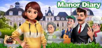 Manor Diary Mod Apk 0.48.2 (Hack, Unlimited Coin/Keys)