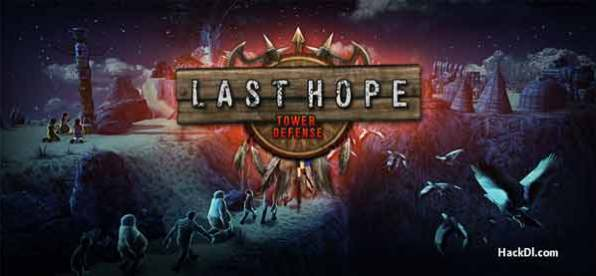 Last Hope TD Mod Unlimited Coin Apk