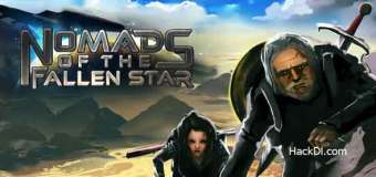 Nomads of the Fallen Star Full 1.04 (Paid,Unlocked) Apk