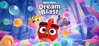 Angry Birds Dream Blast Mod Apk 1.32.4 (Hack, Unlimited Live/Coin/Booster)