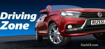 Driving Zone: Russia Hack Apk 1.32 (MOD,Unlimited Money)