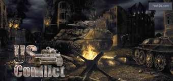 US Conflict Mod Apk 1.10.48 (Hack, Unlock All Stages) Data