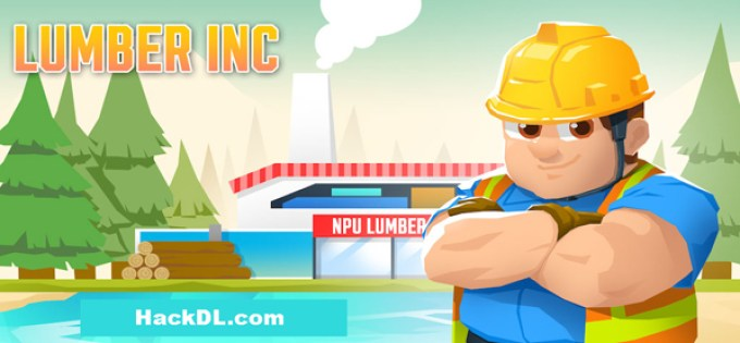 Idle Forest Lumber Inc Hack Apk