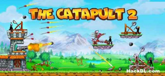 The Catapult 2 Mod Unlimited Coin