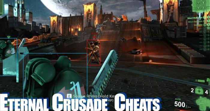Warhammer 40000 Eternal Crusade Hacks Aimbots And Other