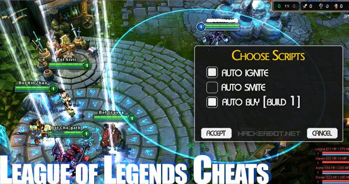 League of Legends Hack Tool Download
