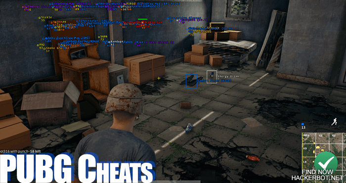 pubg cheats