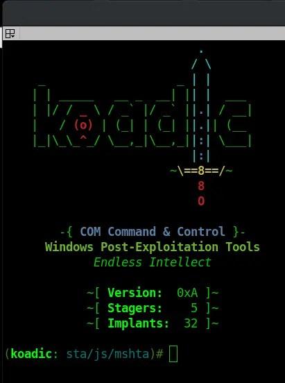 Koidaic Outside LAN