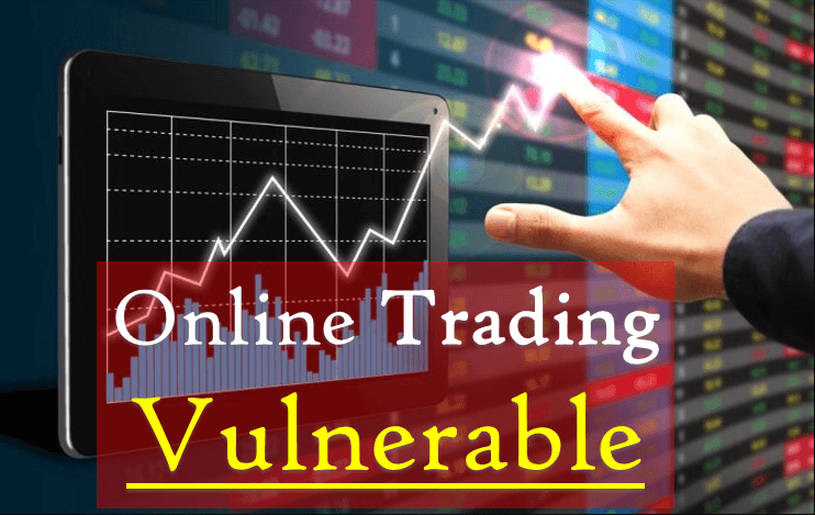 Online Trading Vulnerable