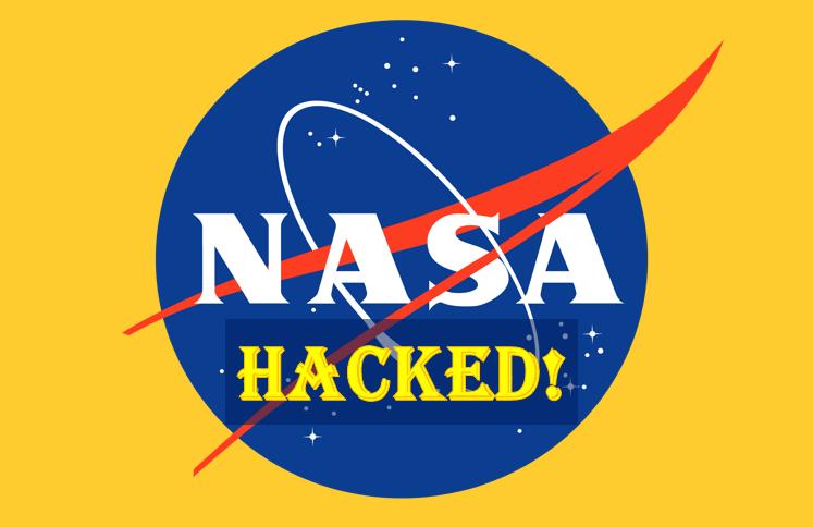NASA Hacked