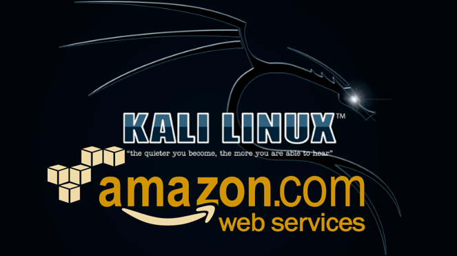 Amazon Web Services and Kali Linux
