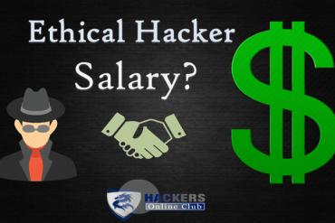 Ethical Hacker Salary