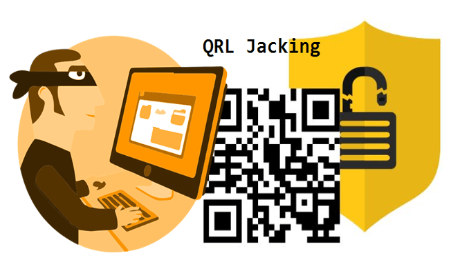 QRLJacking- Hack Accounts Login With QR code - HackersOnlineClub