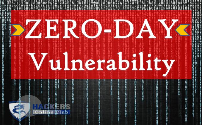 Zero-Day Vulnerability