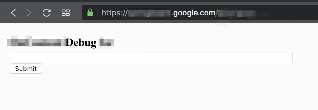 Google Navigate to Springboard