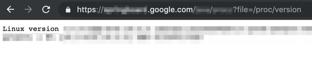 Google Springboard Proc Version