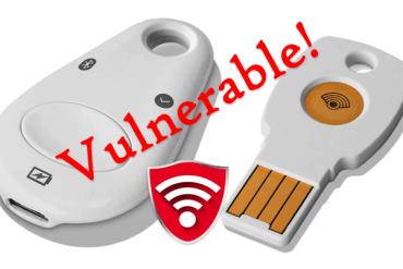 Titan Security Key Vulnerable