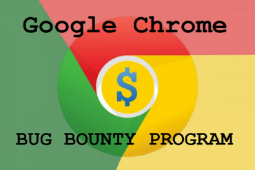 Google Chrome Bug Bounty Program
