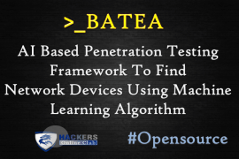 BATEA To Find Large Network Devices