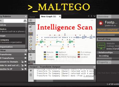 Maltego Cyber Intelligence