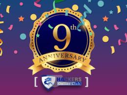 HOC 9th Anniversary