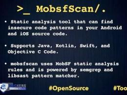 MobSF Scan