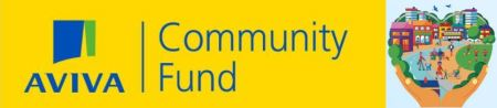 Aviva Community Fund combined logo