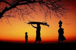 African_landscape_Silhouette